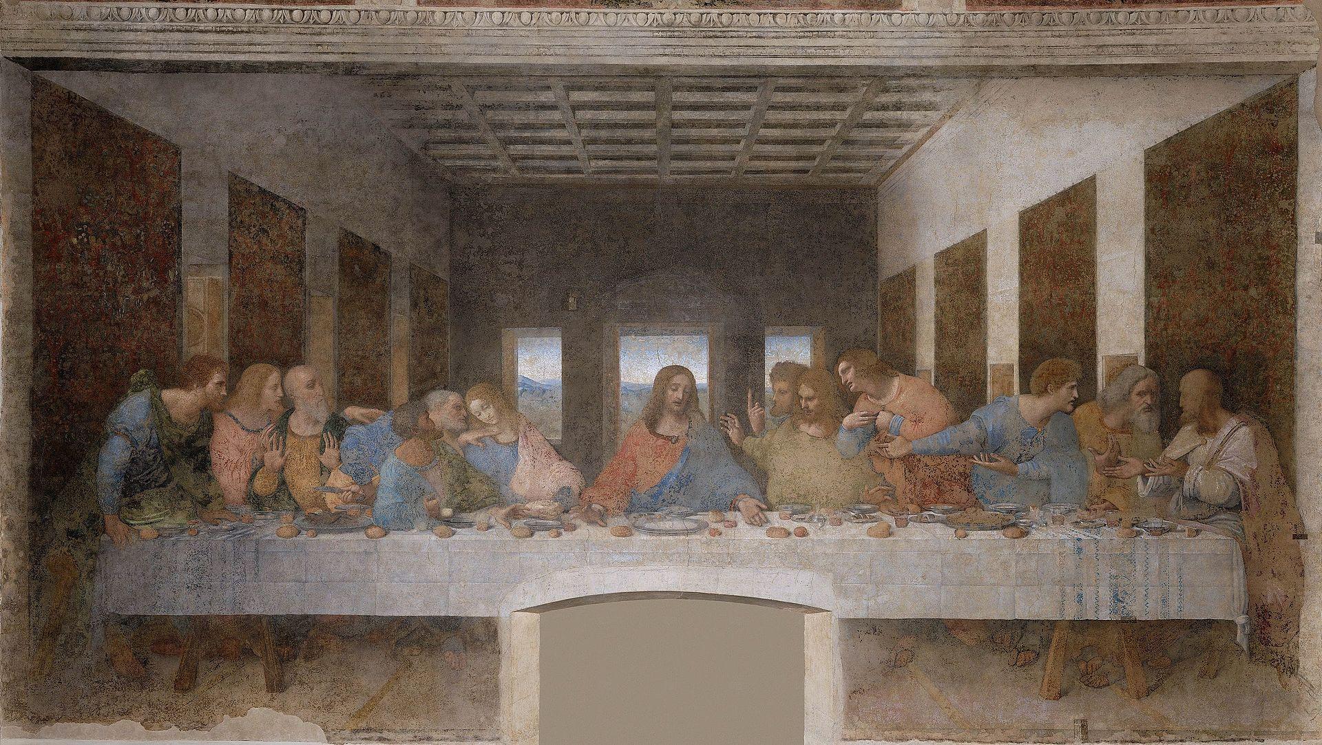 who prepared the last supper